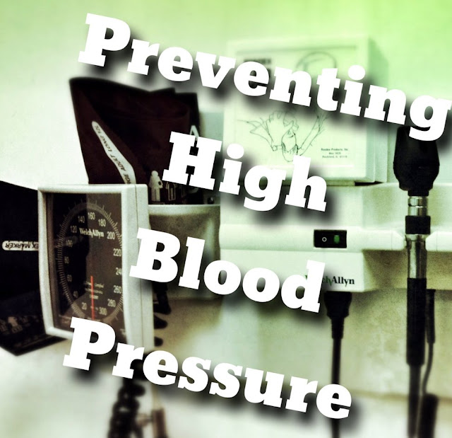 preventing high blood pressure hypertension heart disease healthy lifestyle risk factors