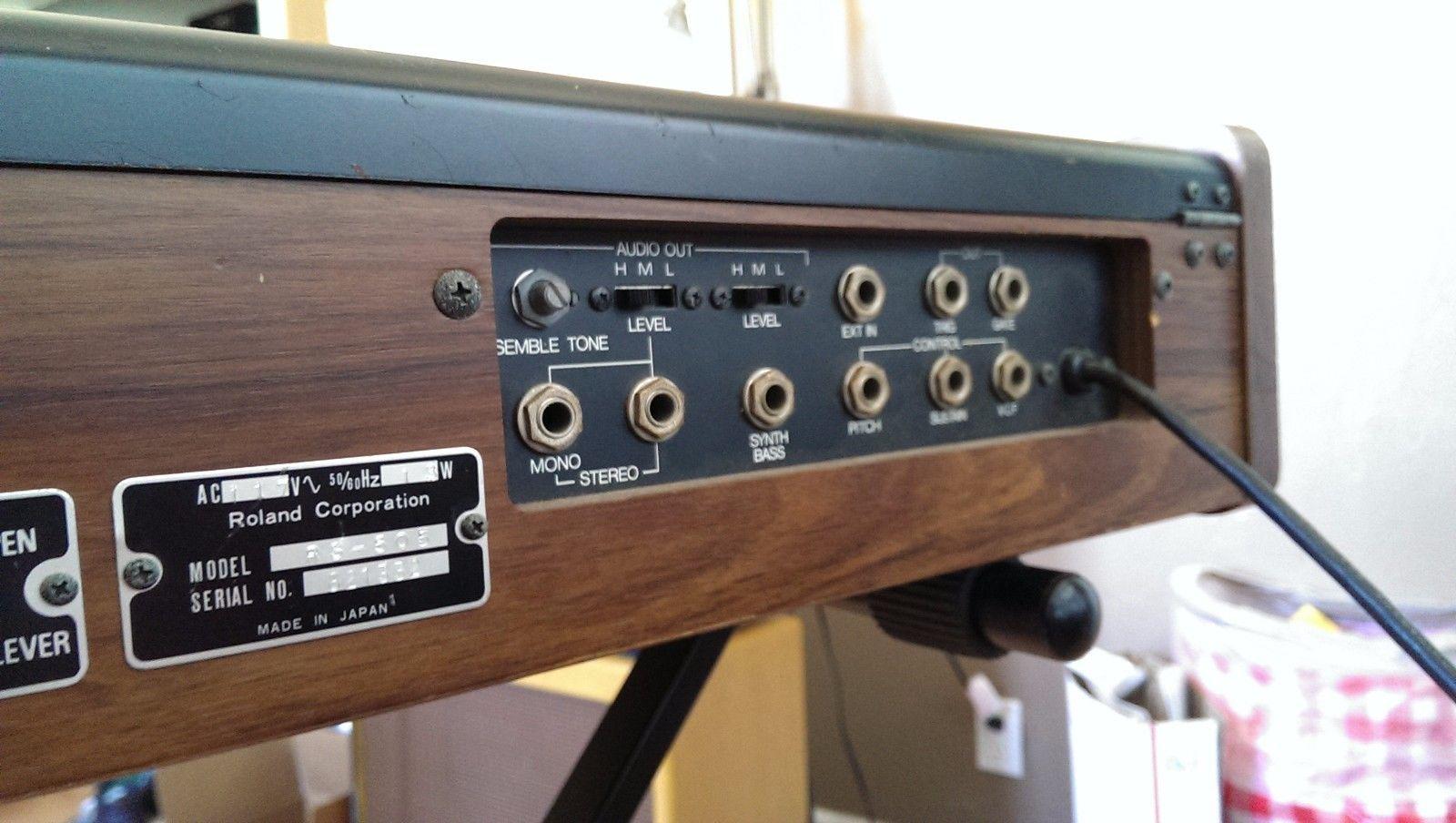 string machine synth
