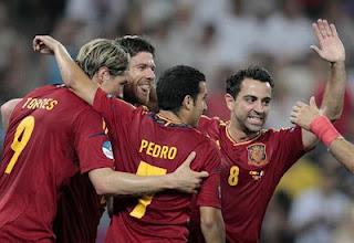 La Selección Española, ejemplo de FLOW