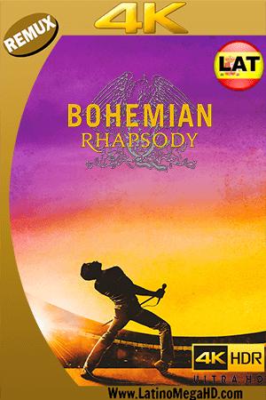 Bohemian Rhapsody (2018) Latino Ultra HD BDRemux 2160P - 2018