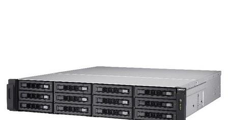 QNAP Thailand: QNAP TVS-EC1280U-SAS-RP