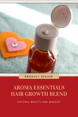 Aroma Essentials Hair Growth Blend Review on Natural Beauty And Makeup (For All Hair Types)