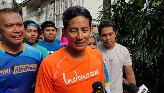 Bantah Ditolak, Sandiaga Sebut Pedagang Pasar Labuan Bajo Marah Dagangannya Diinjak Relawan