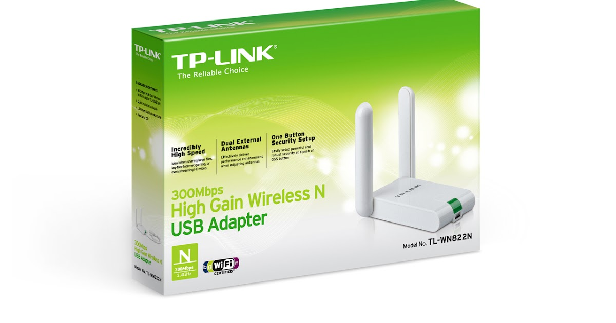 TP-LINK TL-WN822N V1, V2, V3 Driver Download For Windows ...