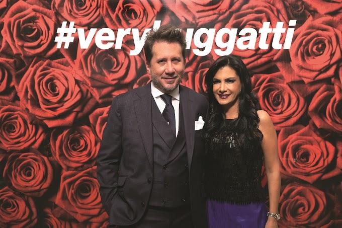 Buggatti celebró su fiesta Lush Night