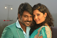 Raghava Lawrence Ritika Singh starring Shivalinga Movie Stills  0020.jpg