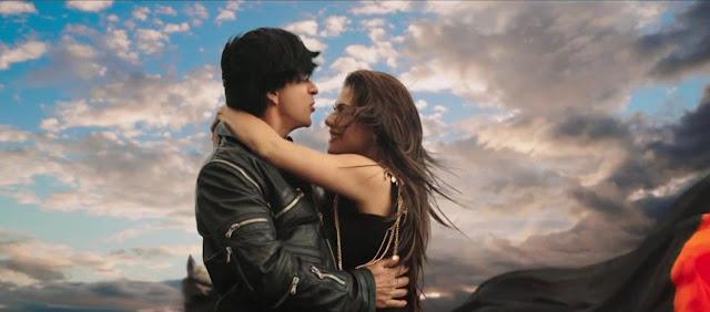 Dilwale Movie 2015 HD Wallpaper 8