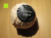 bedtime ritual Verpackung: Badekugeln Geschenkpackung - 6 grosse Bio Badenbomben pro Packung - Einzigartige, luxuriöse und sprudelnde Kugeln - die ideale Geschenkidee - Hergestellt in den USA (Beauty by Earth)