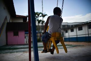 PB tem uma denúncia de abuso sexual contra menores a cada 34h