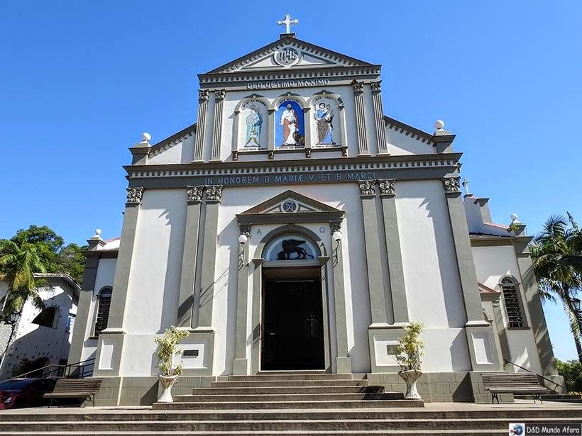 O que fazer em Nova Veneza, Santa Catarina - Matriz de São Marcos