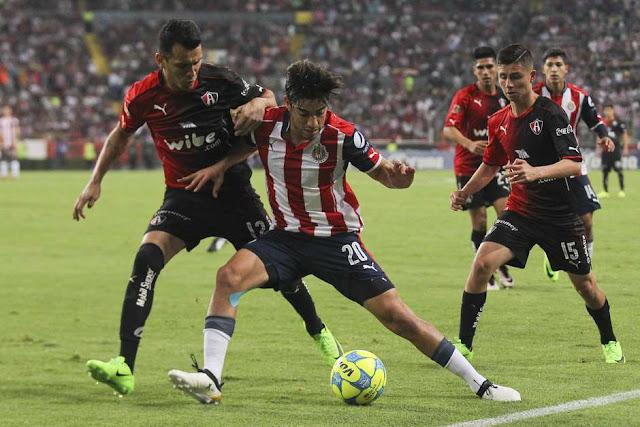 con gol de orbelin pineda chivas avanza a semifinales