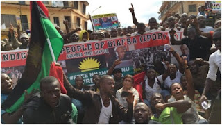 IPOB: We blame Buhari and Igbo leaders if decide to take up arms.