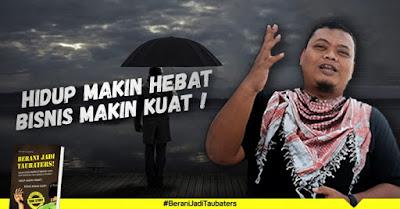 Berani Jadi Taubaters - Saptuari Sugiharto