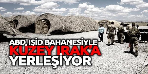 Η πρώτη μεγάλη αμερικανική βάση στο Κουρδιστάν
