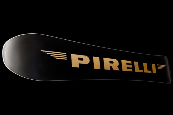 Pirelli Pzero x Burton – Limited Edition Snowboard with Bindings Boots