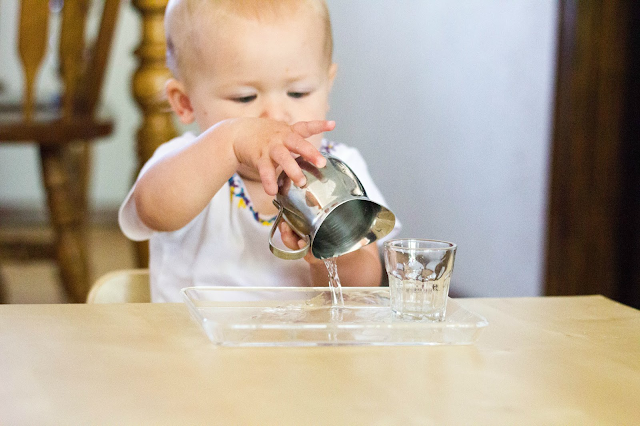 Our expectations as parents can be important when we think about what activities to create. Here are some thoughts on what to expect with water use in a Montessori home.