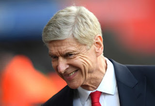 BREAKING NEWS: Wenger Trolls Journalist At Press Conference