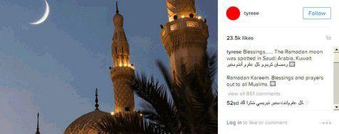 Roman Pearce `FAST 7`, Ucapkan Selamat Memasuki Ramadan, Apakah Ia Masuk Islam?