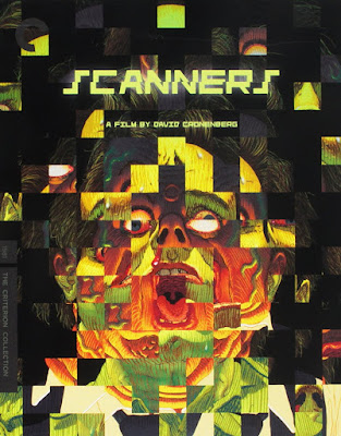 Scanners 1981 Blu-ray Criterion Collection