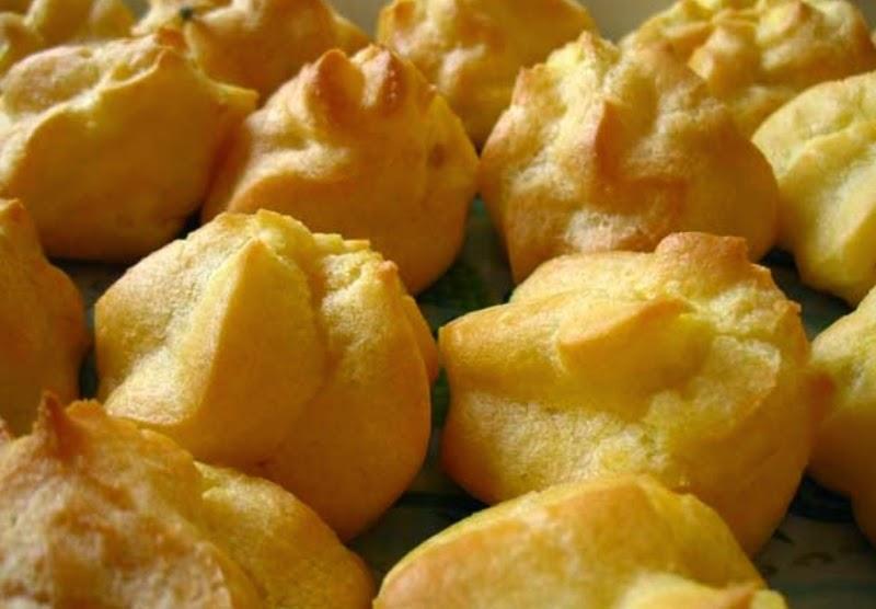 Resep Kue Sus Kering Beserta Cara Membuat Isi Vlanya Kerupuk