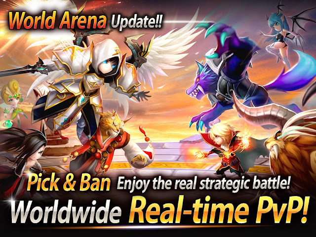 Summoners War MOD APK Terbaru v3.7.0 (No Root) Android Update