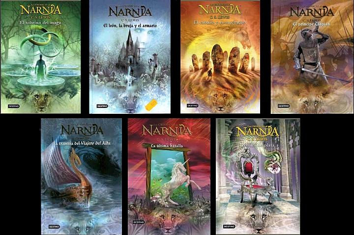 Las Crónicas De Narnia (Libros) saga completa - Identi