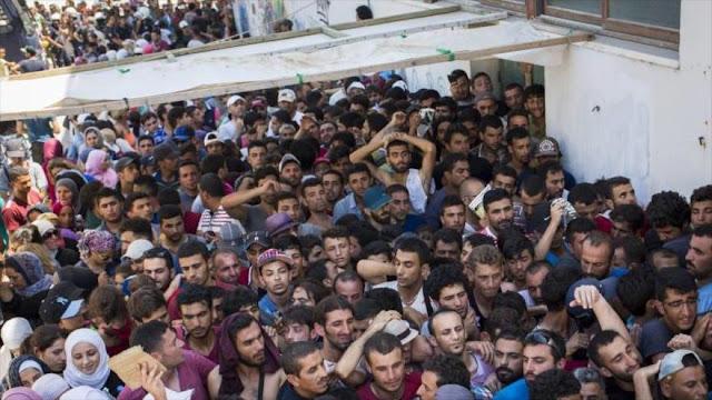 Europol detecta infiltración de Daesh entre refugiados en Grecia