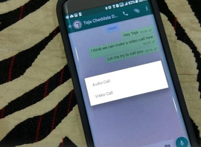 WhatsApp v2.16.80 APK Update With New Video Calling : Know How to Enable it for All Android Phone