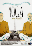 17 oct. Yoga en la Plaza