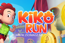 Kiko Run Mod Premium Unlimited Coin And Energy