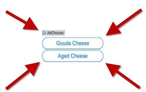 AdSense Link Units