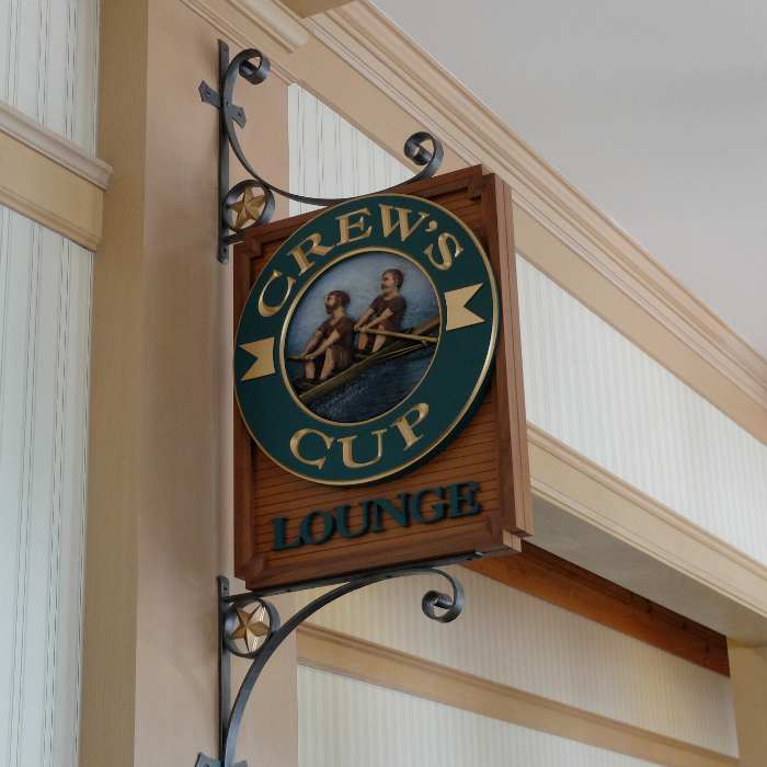 Yacht Club, Crew's Cup Lounge