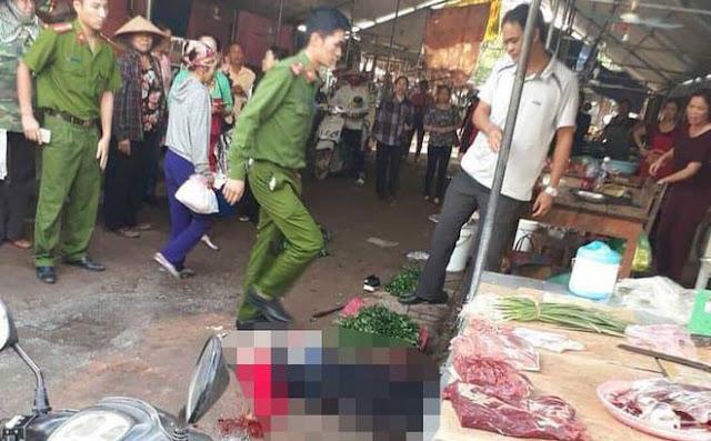 Kẻ nổ súng bắn cô gái bán đậu tử vong giữa chợ vì bị từ chối tình cảm ảnh 3