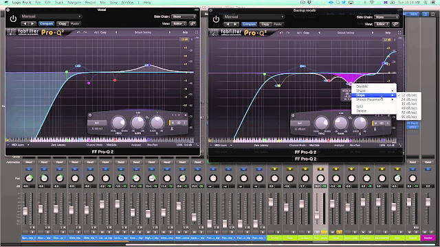 VOCAL EQUALIZATION (PART 2) - The Five Primary Areas of