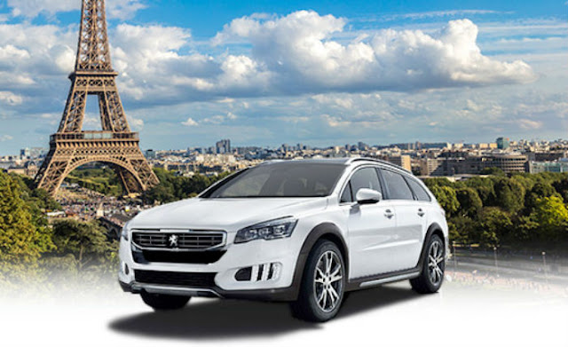 When you need to hire Full Size Car Rental Services at Paris