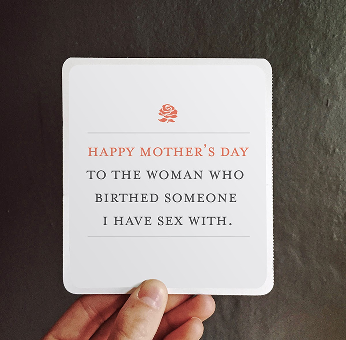 Felt Introduces The Must Have Humourous Mother-in-Law Card Collection for Mother's Day