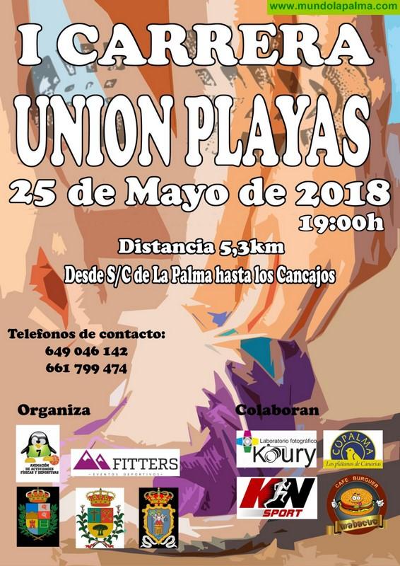 """LOS CANCAJOS: I Carrera """"Unión Playas"""""""