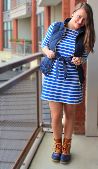 krista robertson, southern shopaholic, covering the bases, bean boots, duck boots, blogger bean boots