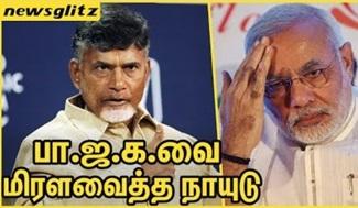 Chandrababu Naidu Big Plan Against BJP Government
