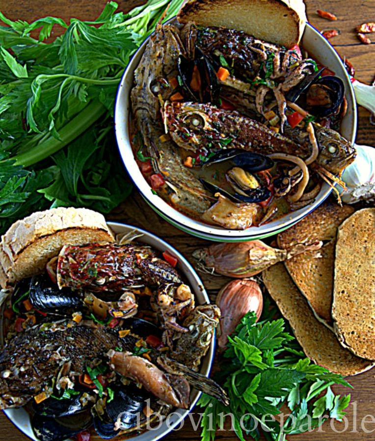 pesce in zuppa-ricetta