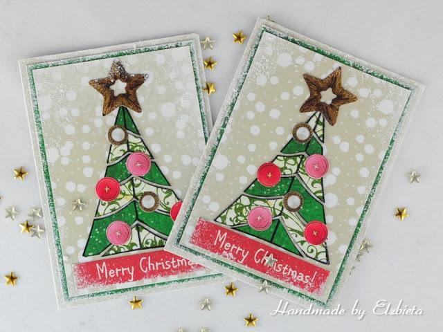"ATC ""Merry Christmas"""