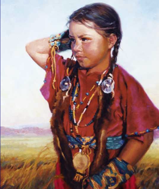 Gorgeous Paintings by Jean Hildebrant