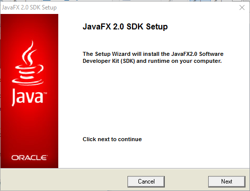 Instalasi jdk 7 confirm javafx