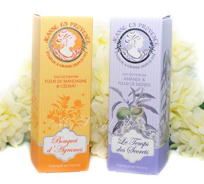 Jeanne en Provence perfumes