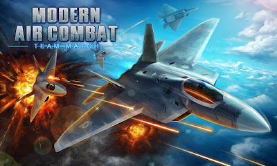 Modern Air Combat Team Match v2.6.1 Apk + Data [OBB] Download | ReddSoft