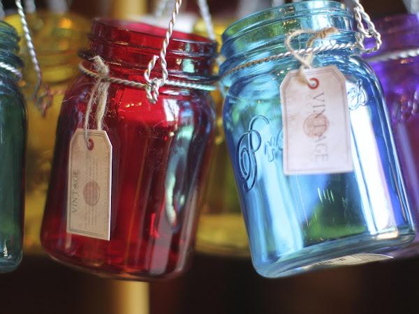 10 Creative Uses for Mason Jars