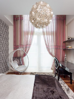 modern Hanging chairs for bedroom