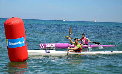 Piragüismo Aranjuez Kayak de Mar