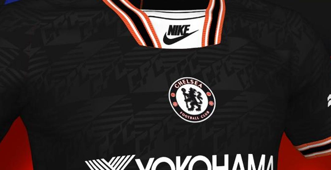 Nike Chelsea 2019-20 Third Kit Prediction By La Casaca - Footy ... f02ecd39d