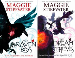 The raven boys - The dream thieves - Maggi Stiefvater